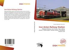 Capa do livro de Iron Acton Railway Station