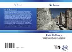 Couverture de David Blackbourn