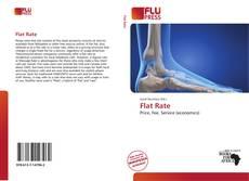 Capa do livro de Flat Rate