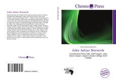 Обложка John Julius Norwich
