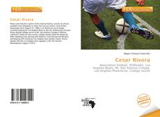 Bookcover of Cesar Rivera