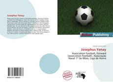 Josephus Yenay kitap kapağı