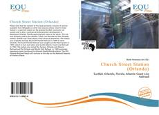 Buchcover von Church Street Station (Orlando)