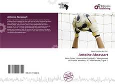 Bookcover of Antoine Abrassart