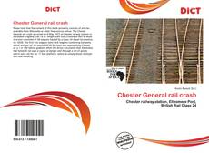 Bookcover of Chester General rail crash