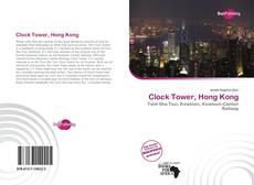 Portada del libro de Clock Tower, Hong Kong