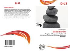 Bookcover of Mehdi Bardhi