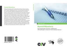 Hamid Mowlana的封面