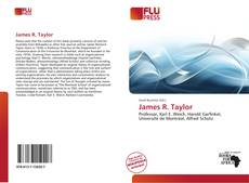 Couverture de James R. Taylor