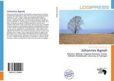 Bookcover of Johannes Agnoli