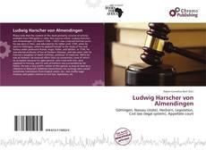 Portada del libro de Ludwig Harscher von Almendingen