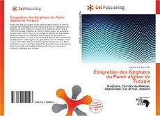 Bookcover of Émigration des Kirghizes du Pamir afghan en Turquie