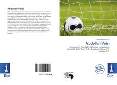Bookcover of Abdollah Veisi