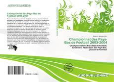 Bookcover of Championnat des Pays-Bas de Football 2003-2004