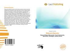Buchcover von Edward Daniels