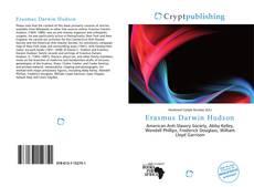 Portada del libro de Erasmus Darwin Hudson