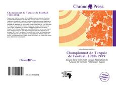Bookcover of Championnat de Turquie de Football 1988-1989