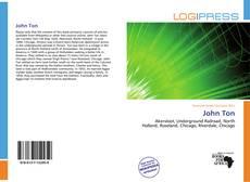 John Ton的封面