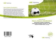 Bookcover of Harry Adams (footballer)