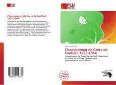 Buchcover von Championnat de Grèce de Football 1963-1964