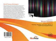 Portada del libro de Derek Thomas (theologian)