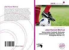 Bookcover of Jalal Kameli-Mofrad
