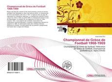 Buchcover von Championnat de Grèce de Football 1968-1969