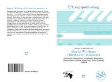 Bookcover of David Williams (Methodist minister)