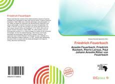 Bookcover of Friedrich Feuerbach