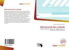 Copertina di Mohammed Aziz Lahbabi