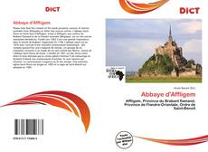 Bookcover of Abbaye d'Affligem