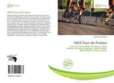 Обложка 1903 Tour de France