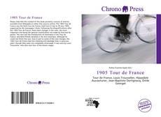 Portada del libro de 1905 Tour de France