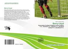 Barry Lloyd kitap kapağı