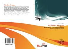Günther Krappe kitap kapağı