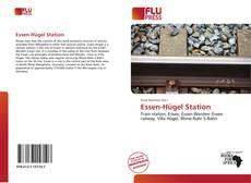 Bookcover of Essen-Hügel Station