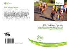 Bookcover of 2007 in Road Cycling