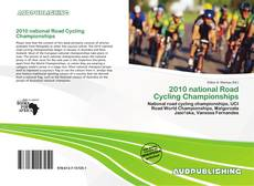Bookcover of 2010 national Road Cycling Championships