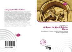 Abbaye de Mont-Sainte-Marie kitap kapağı