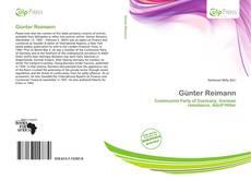 Bookcover of Günter Reimann