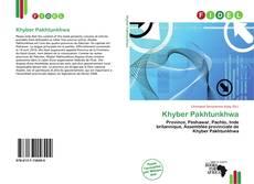 Capa do livro de Khyber Pakhtunkhwa