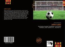 Buchcover von John Lukic