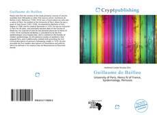 Bookcover of Guillaume de Baillou