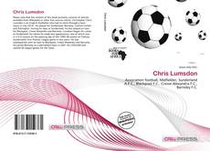 Bookcover of Chris Lumsdon
