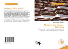 Bookcover of Abbaye de Saint-Ghislain