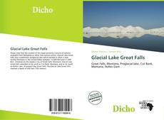 Обложка Glacial Lake Great Falls