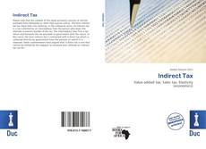 Bookcover of Indirect Tax
