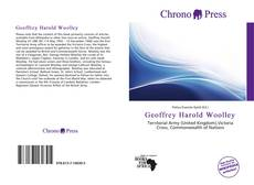 Bookcover of Geoffrey Harold Woolley