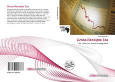 Bookcover of Gross Receipts Tax