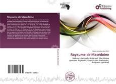 Bookcover of Royaume de Macédoine